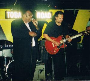 Joey Gilmore James Delia TRoad, MIA
