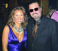 James Delia and Vanessa Williams, Egypt